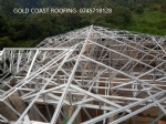 KENYA LIGHT GAUGE STEEL ROOFING TRUSS