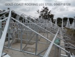 STEEL ROOF TRUSS KENYA